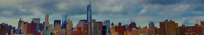 NYC skyline, courtesy of Bobby Williams